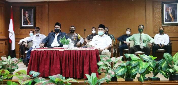 Pemkab PPU Terima 2 Pesan Penting Presiden Jokowi