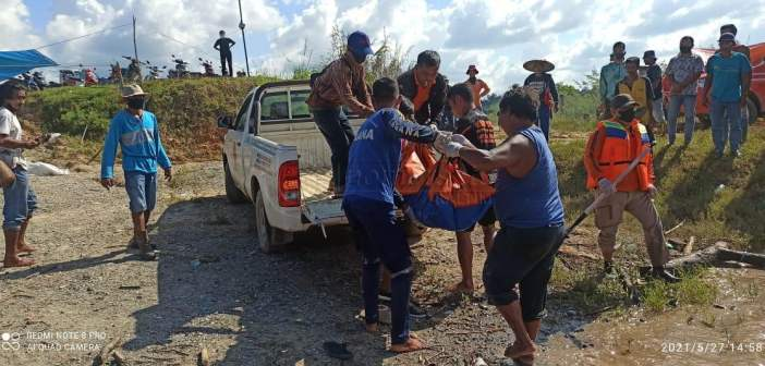 Korban Tenggelam di Pelabuhan Royoq Kubar Ditemukan di Hari Ketiga