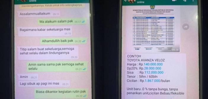Lagi, Nama Anggota DPRD Kaltim Muhammad Adam Dicatut dalam Penipuan Lelang Mobil