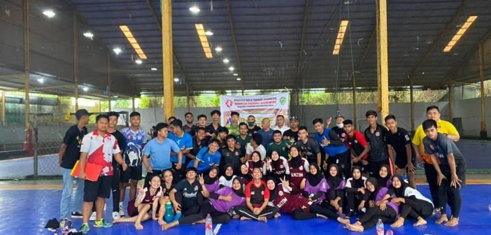 COVID-19 Meningkat, Handball Kaltim Batal ke Purwokerto