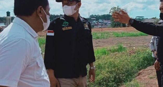 Taufiq Sidak Lahan Tak Berizin, Heny Siboro: Iya Saya Akui Salah