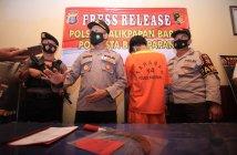 Ancam Pedagang dengan Celurit, Pria di Balikpapan Dibekuk Polisi