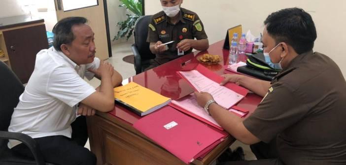 Kasus Iwan Ratman Diserahkan ke Kejari Kukar