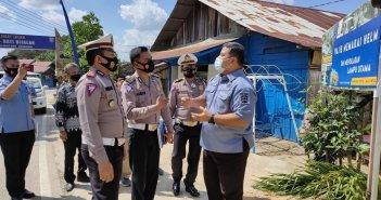 Mabes Polri Nilai Kampung Tertib Lalu Lintas di Kelurahan Bukit Biru Kukar