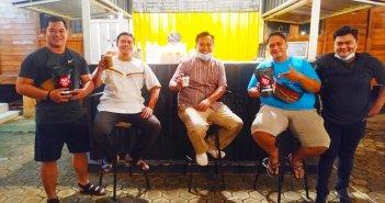 Haji Sasa Kembali Gelar Program Kopi Gratis di Kopi Satu Tenggarong