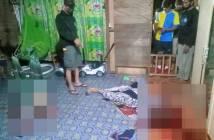Senja Berdarah di Bengalon, Suami Bantai Istri dan Anak lalu Mengamuk di Masjid