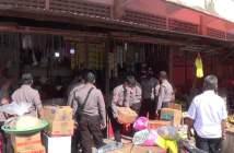 Polisi Tangkap Puluhan Preman dan Terduga Pelaku Pungli di Pasar Pandansari