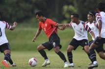 Penggawa Borneo FC Enjoy Latihan Keras