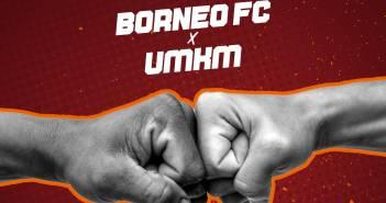 Samarinda PPKM, Borneo FC Beri Peluang UMKM