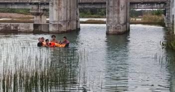 Setengah Jam Pencarian, Pemuda Tenggelam di Bendungan Sungai Wain Ditemukan Tewas