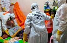 Sehari Usai Dinyatakan Positif COVID-19, Pasien Isoman Meninggal di Rumah