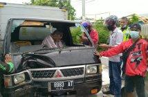 Kecelakaan Tunggal di Balikpapan, Mobil Pikap Tabrak Pohon, Sopir Diduga Mengantuk