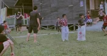 Menengok Lomba 17 Agustusan Ala Pasien COVID-19 di Kukar