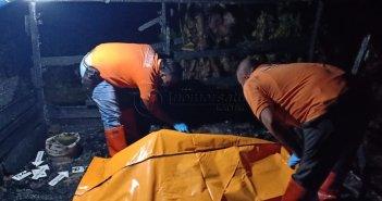 Pondok Terbakar di Tenggarong, Kakek 80 Tahun yang Stroke Tewas Terbakar