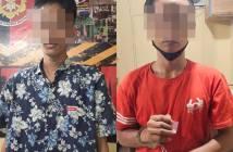 Kabur dari Patroli, 2 Pemuda Balikpapan Diringkus karena Sabu