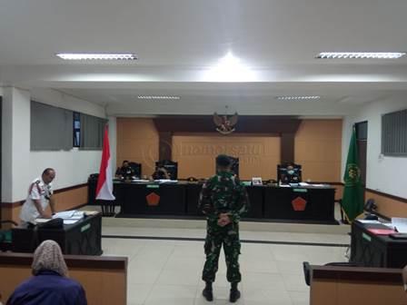 sidang TNI Balikpapan