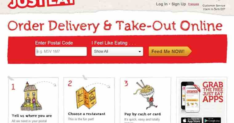 Food Delivery Port Coquitlam