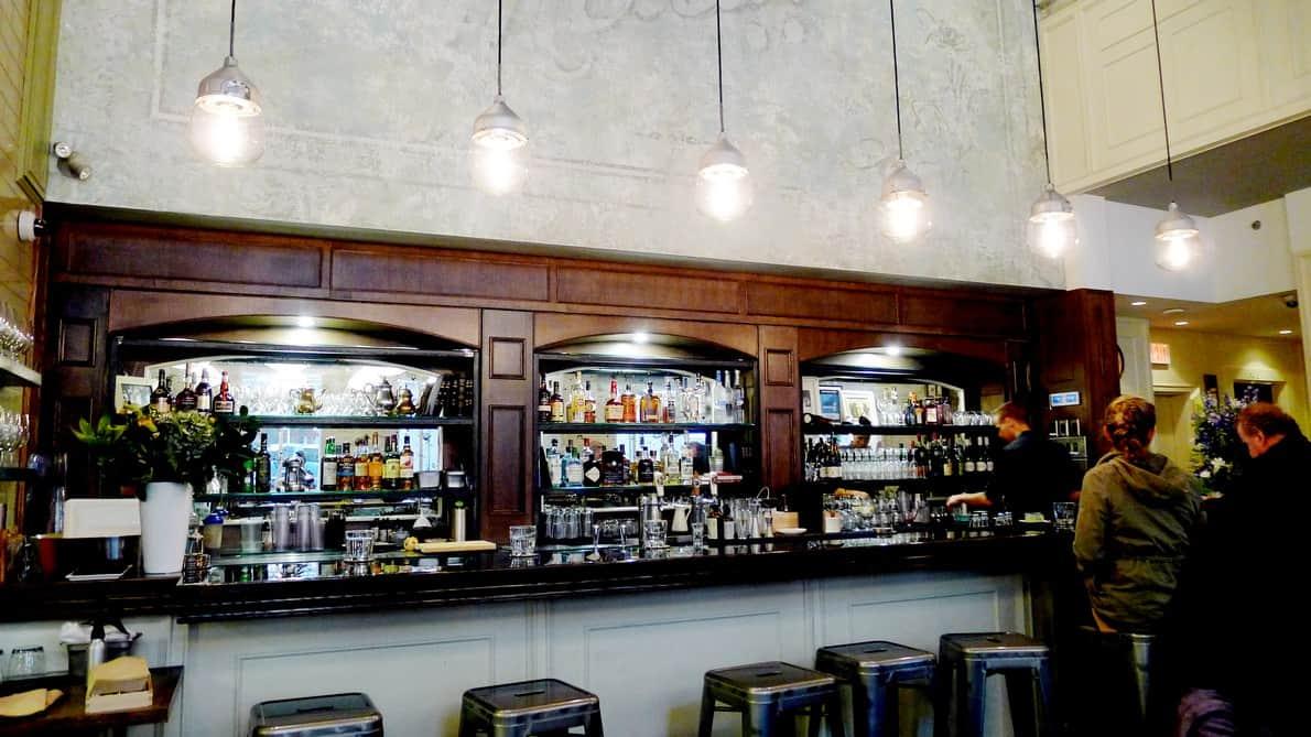 New Cafe Medina Vancouver Richards   Brunch