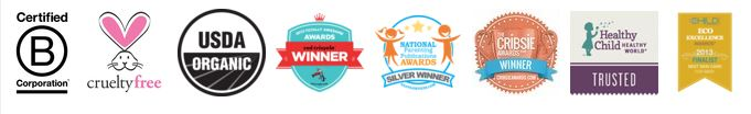 Honest Co Awards Certifications