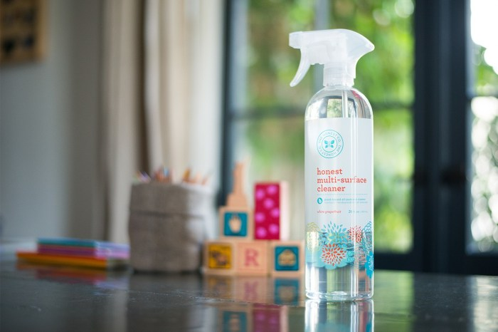 Honest Co multi surface cleaner The Honest Company Review
