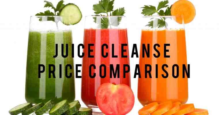 Juice Cleanse Price Comparison | Best Juice Cleanse Vancouver