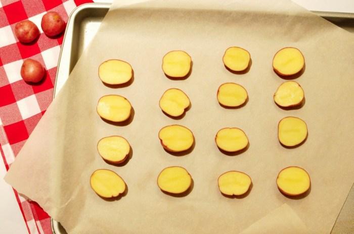 Little Potatoe Creamer Potato Finger Party Food instanomss nomss