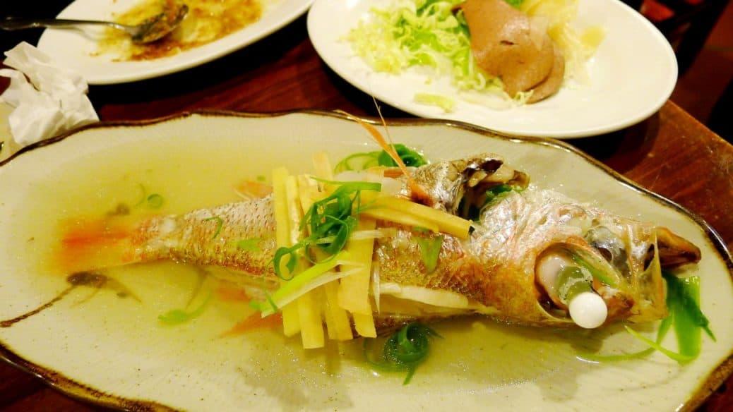 Lu Sang Taiwan YiLan Restaurant Taipei instanomss nomss