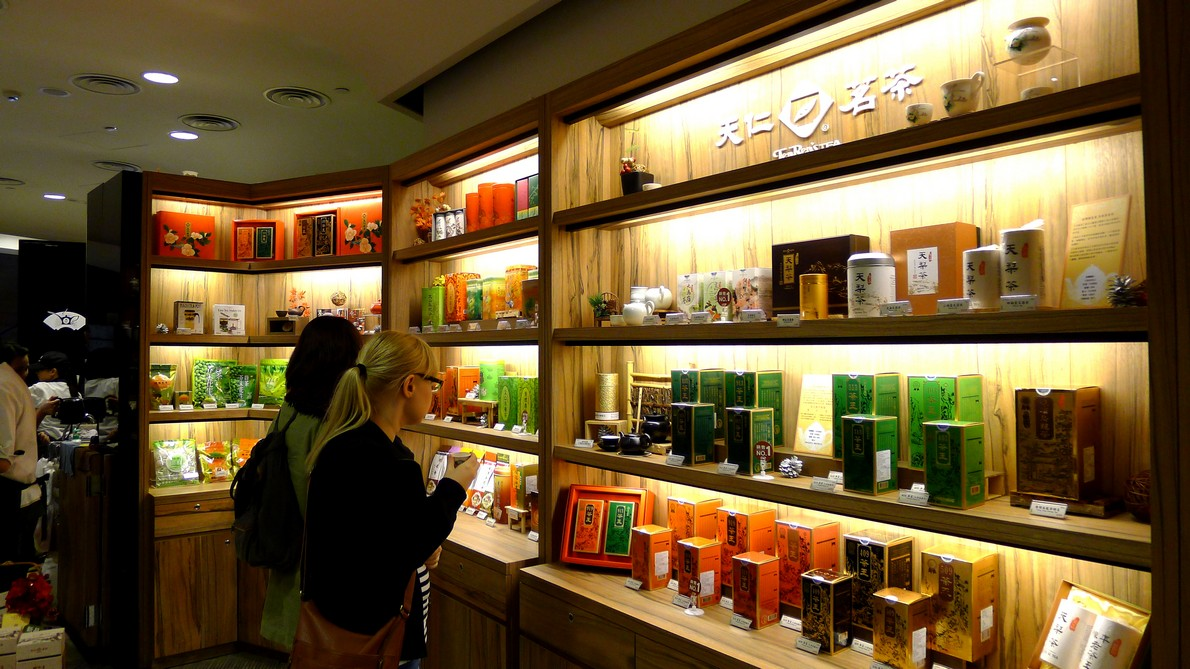 Ten Ren Tea To Go Eslite Causeway Bay Hong Kong instanomss nomss travel blog