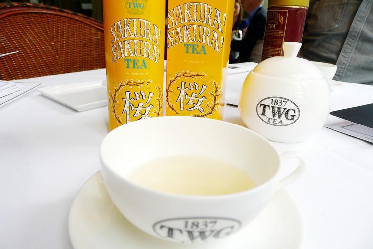 The Urban Tea Merchant Sakura Tea Vancouver hightea instanomss nomss