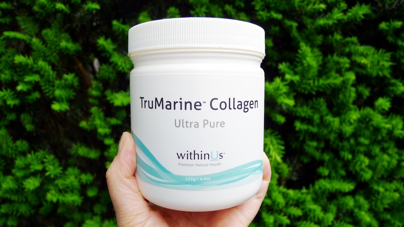 Within Us True Collagen Beauty Supplements Instanomss Nomss
