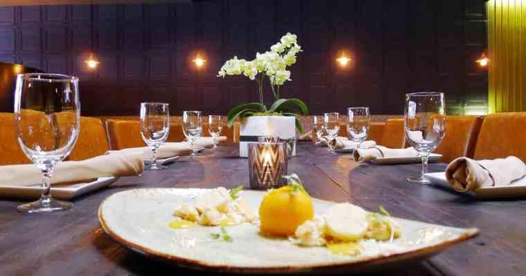 Lips Resto Vancouver | Davie Street Elegant Dining