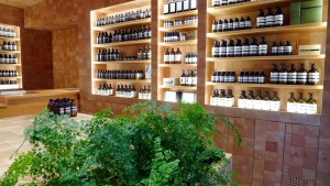 Aesop Gastown Vancouver Australian skin care brand Vancouver Instanomss Nomss Food lifestyle Blog