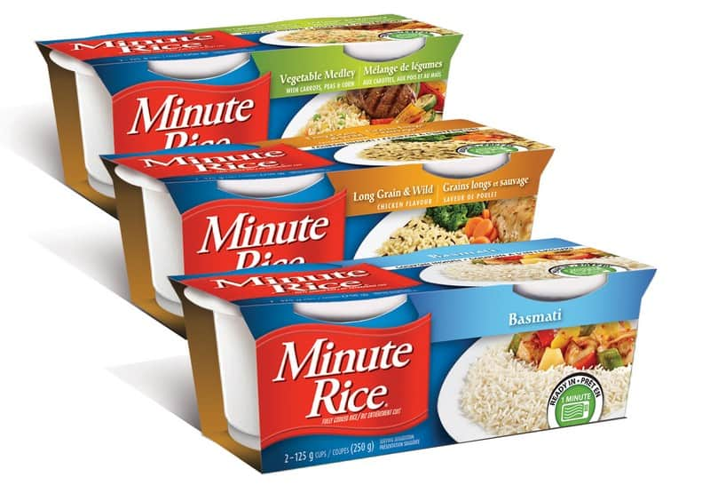 Minute Rice Ready To Serve Cups Contest Win Instaomss Nomss