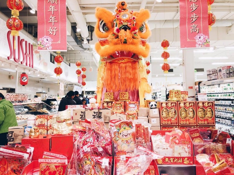 Chinese New Year Traditions Lunar New Year of the Monkey vancouver Instanomss Nomss Food Photography Travel Lifestyle Canada