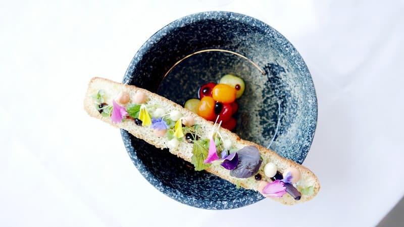 ORU Cuisine Spring Menu | Vancouver Fairmont Pacific Rim Hotel