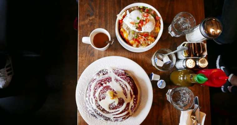 Jam Cafe Beatty Vancouver | Victoria's Popular All Day Breakfast