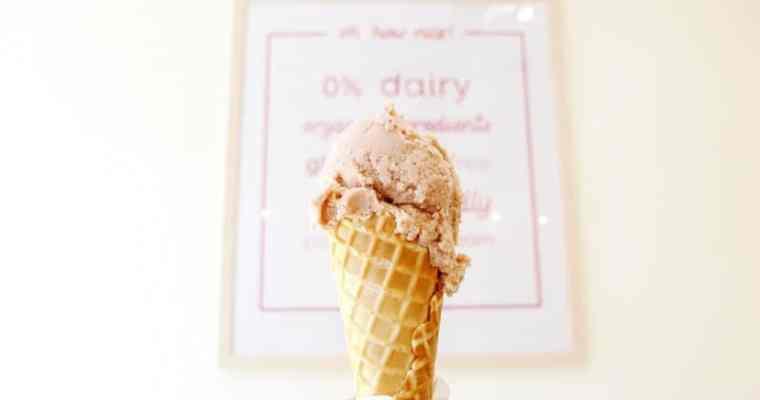 Nice Vice Creamery Vancouver | Yaletown Dairy Free Ice Cream