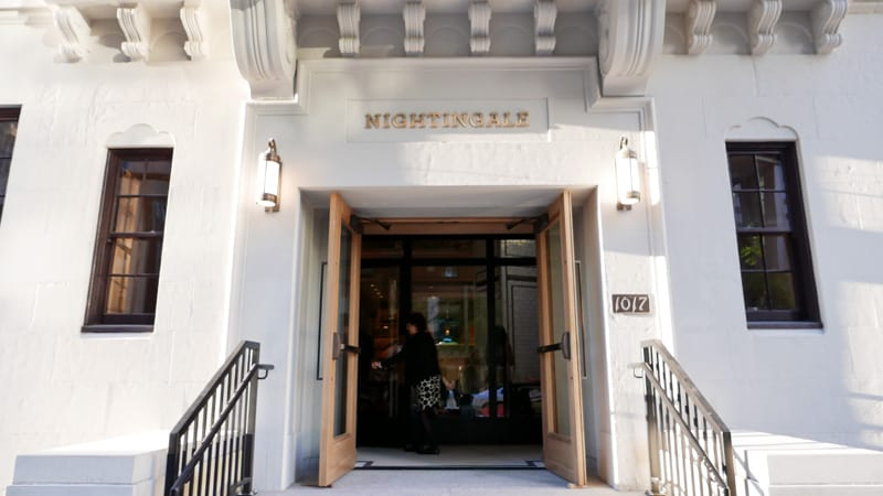 Nightingale Vancouver |David Hawksworth's New Restaurant