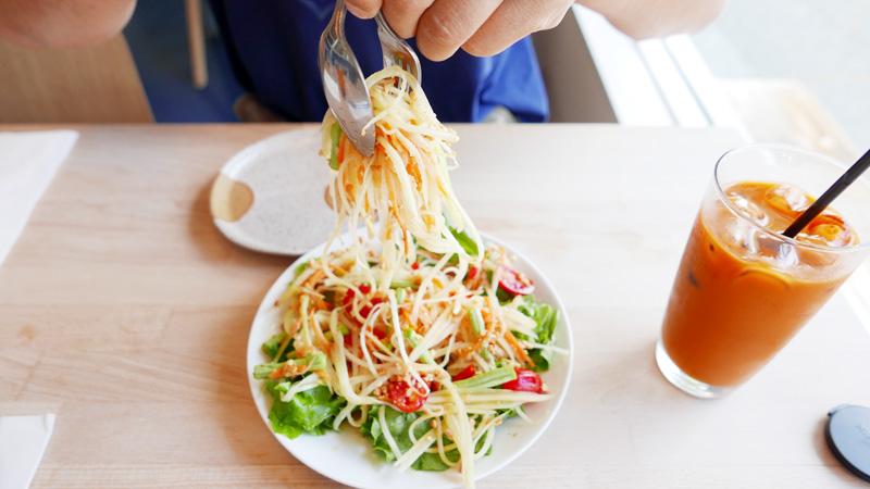 Kin Kao Thai Food Vancouver