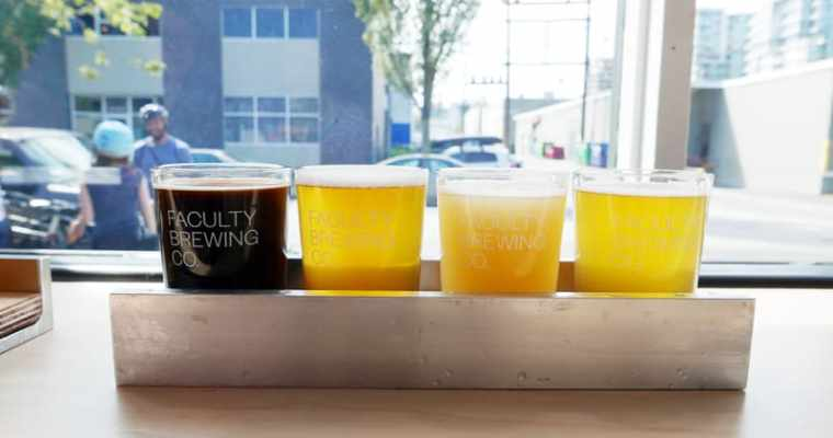 Faculty Brewing Co Vancouver | Mount Pleasant Craft Beer