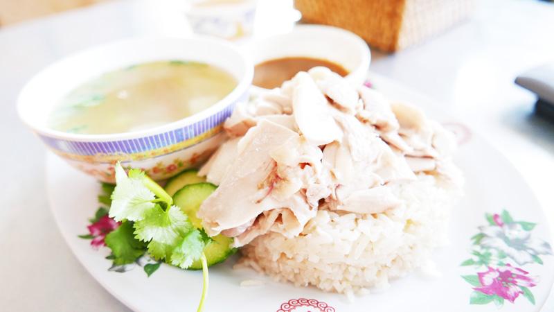 Nongs Khao Man Gai Portland Oregon Hainanese Chicken Food Truck