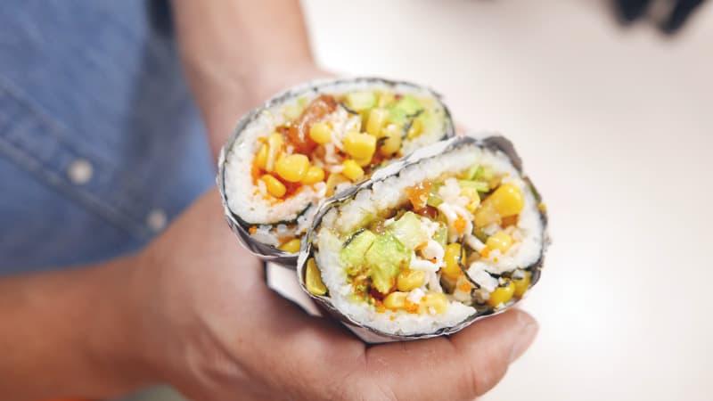 Poke Time Vancouver | Robson Street Hawaiian Style Sushi Bar