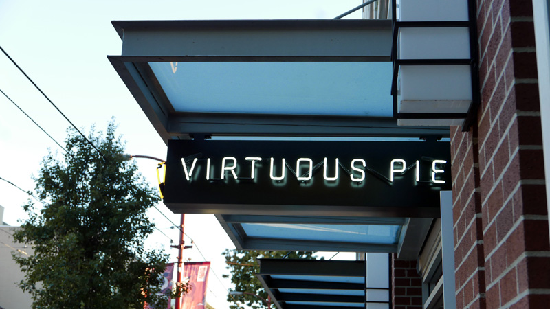 Virtuous Pie Vegan Pizza and Ice Cream Vancouver Chinatown Instanomss Nomss Delicious Food Photography Healthy Travel Lifestyle Canada