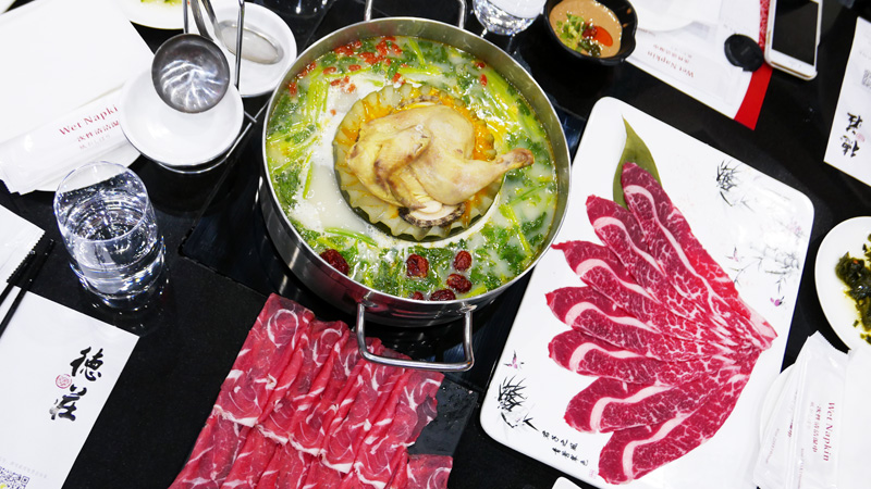 Morals Village Richmond Hot Pot Instanomss Nomss Delicious Food Photography Healthy Travel Lifestyle Canada