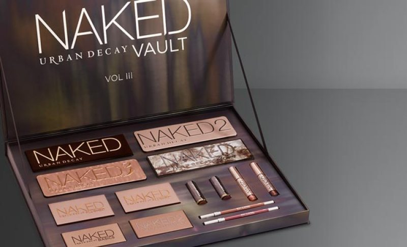 Urban Decay Naked Vault Vold 3 NEW Naked Vault Vol III