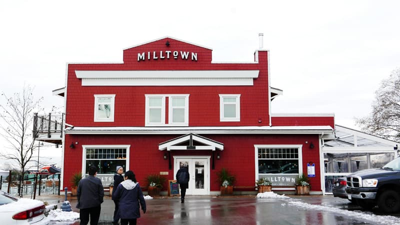 Milltown Bar and Grill Richmond Vancouver Marpole Area Nomss Delicious Food Photography Healthy Travel Lifestyle