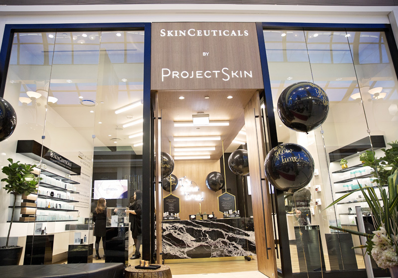 SkinCeuticals By Project Skin Richmond Centre Skincare Nomss Delicious Food Photography Healthy Travel Lifestyle