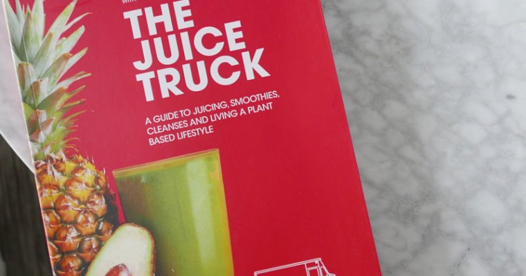 THE JUICE TRUCK COOKBOOK REVIEW & Contest