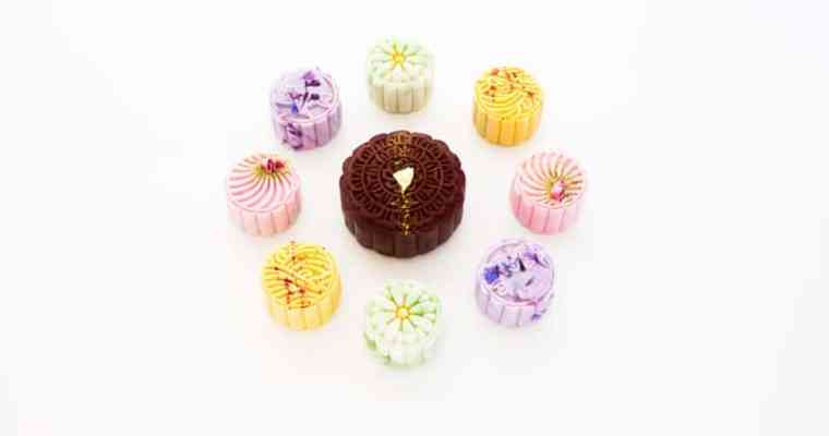 Soirette's 2017 Mooncake Collection | Mid-Autumn Festival