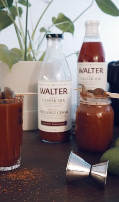 BEST CLASSIC CAESAR MIX RECIPE | Walter Craft Caesar